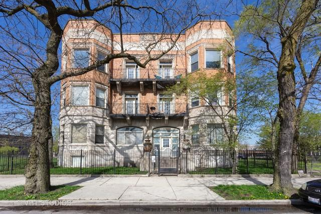 5016 S King Drive 2W, Chicago, IL 60615 (MLS #10381743) :: Century 21 Affiliated