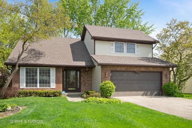 2060 Greens Court, Hoffman Estates, IL 60169 (MLS #10382015) :: Berkshire Hathaway HomeServices Snyder Real Estate