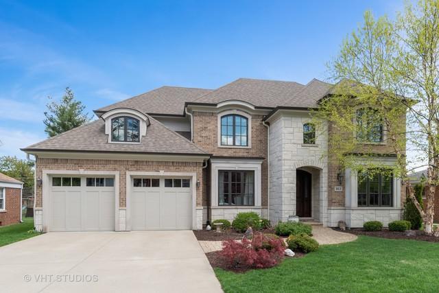 813 S Dunton Avenue, Arlington Heights, IL 60005 (MLS #10382362) :: Berkshire Hathaway HomeServices Snyder Real Estate