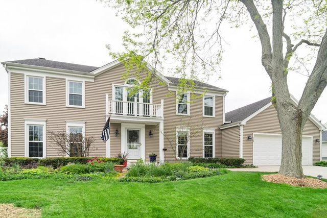 1128 Dorset Drive, Wheaton, IL 60189 (MLS #10383034) :: Baz Realty Network | Keller Williams Elite