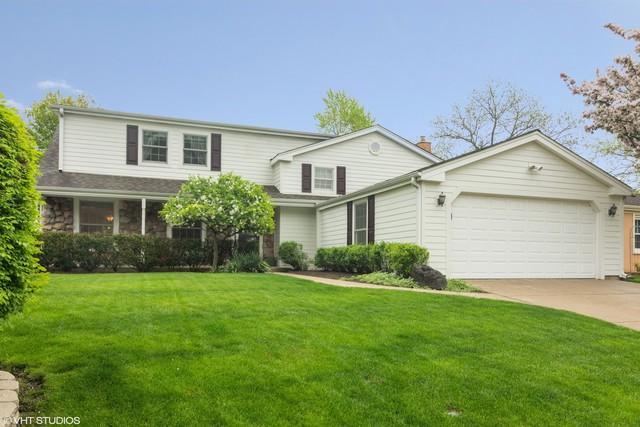 933 Greenridge Road, Buffalo Grove, IL 60089 (MLS #10383367) :: Berkshire Hathaway HomeServices Snyder Real Estate