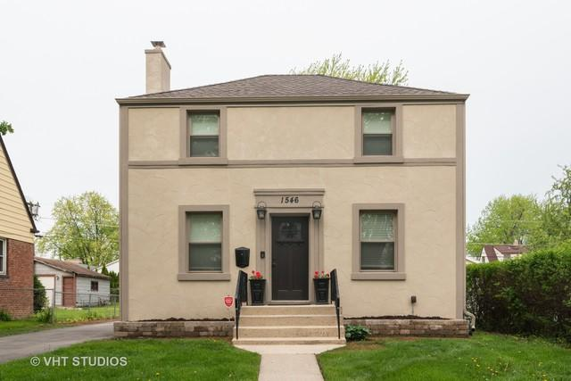 1546 Boeger Avenue, Westchester, IL 60154 (MLS #10383473) :: Berkshire Hathaway HomeServices Snyder Real Estate