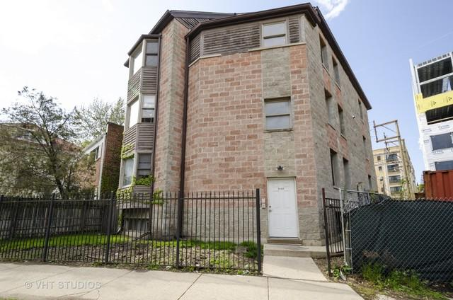 7532 N Rogers Avenue #3, Chicago, IL 60626 (MLS #10383532) :: Berkshire Hathaway HomeServices Snyder Real Estate