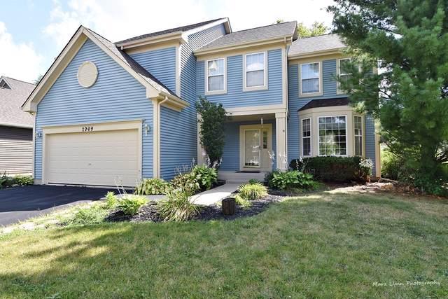 2969 Savannah Drive, Aurora, IL 60504 (MLS #10383621) :: Ryan Dallas Real Estate
