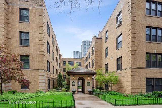 718 W Buena Avenue B, Chicago, IL 60613 (MLS #10383761) :: Century 21 Affiliated