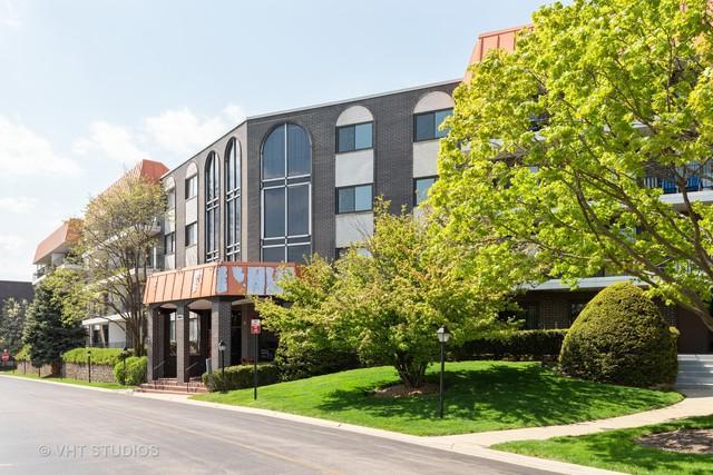4900 Foster Street #201, Skokie, IL 60077 (MLS #10383820) :: Century 21 Affiliated