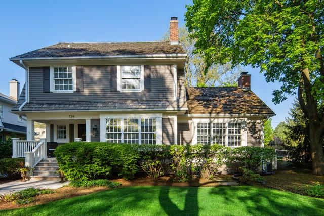 739 S Lincoln Street, Hinsdale, IL 60521 (MLS #10383996) :: Berkshire Hathaway HomeServices Snyder Real Estate