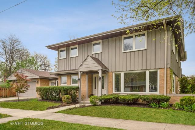 755 N Merrill Street, Park Ridge, IL 60068 (MLS #10384157) :: Berkshire Hathaway HomeServices Snyder Real Estate