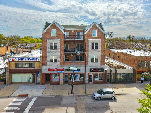 5862 N Lincoln Avenue 2A, Chicago, IL 60659 (MLS #10384527) :: Berkshire Hathaway HomeServices Snyder Real Estate