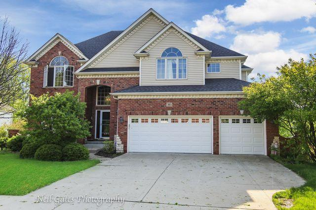 305 White Pines Lane, Oswego, IL 60543 (MLS #10384650) :: Berkshire Hathaway HomeServices Snyder Real Estate