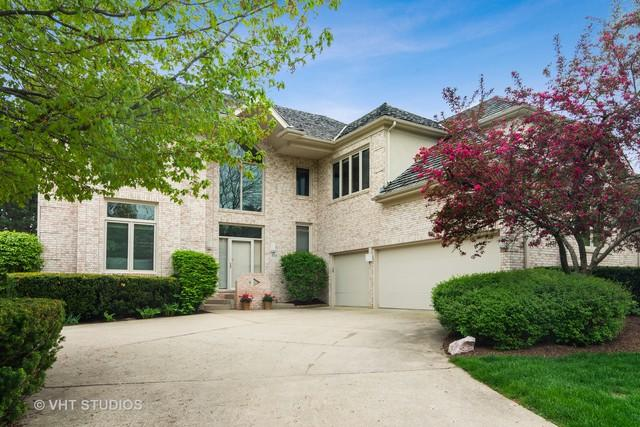 869 Creek Bend Drive, Vernon Hills, IL 60061 (MLS #10384722) :: Helen Oliveri Real Estate