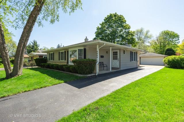 4009 Wilke Road, Rolling Meadows, IL 60008 (MLS #10385471) :: Berkshire Hathaway HomeServices Snyder Real Estate
