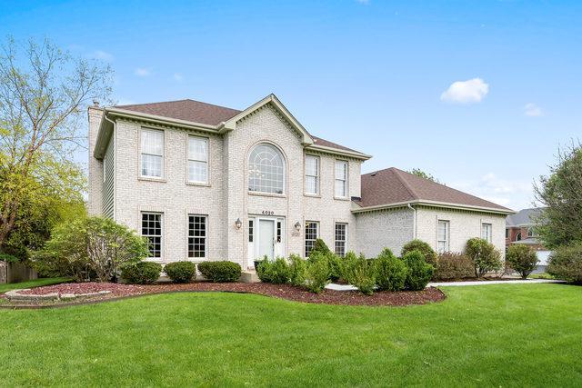 4020 Heron Court, Naperville, IL 60564 (MLS #10385818) :: Ryan Dallas Real Estate