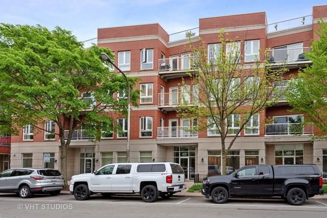1415 Sherman Avenue #205, Evanston, IL 60201 (MLS #10386253) :: Berkshire Hathaway HomeServices Snyder Real Estate