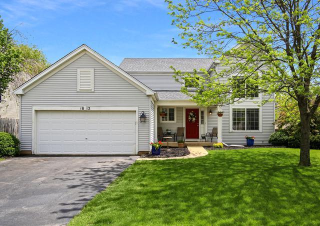 1812 Royal Court, Aurora, IL 60503 (MLS #10386723) :: Ryan Dallas Real Estate