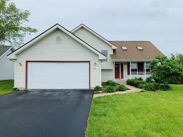 5728 W Roosevelt Street, Monee, IL 60449 (MLS #10387442) :: Berkshire Hathaway HomeServices Snyder Real Estate