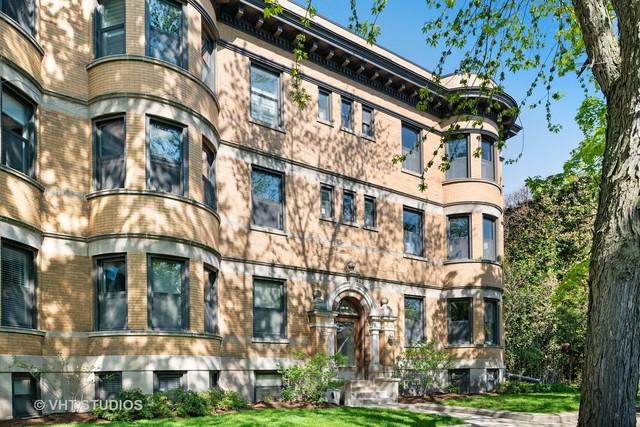3508 N Greenview Avenue #1, Chicago, IL 60657 (MLS #10387632) :: Berkshire Hathaway HomeServices Snyder Real Estate
