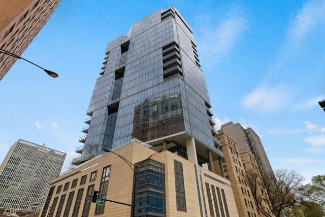 4 E Elm Street 20N, Chicago, IL 60611 (MLS #10387969) :: Property Consultants Realty