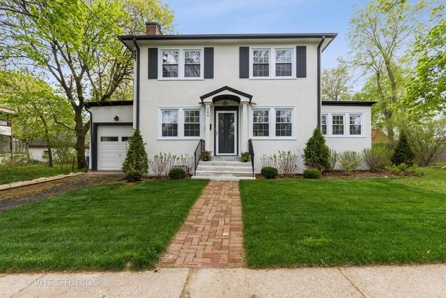 384 Vine Avenue, Highland Park, IL 60035 (MLS #10388011) :: Ryan Dallas Real Estate