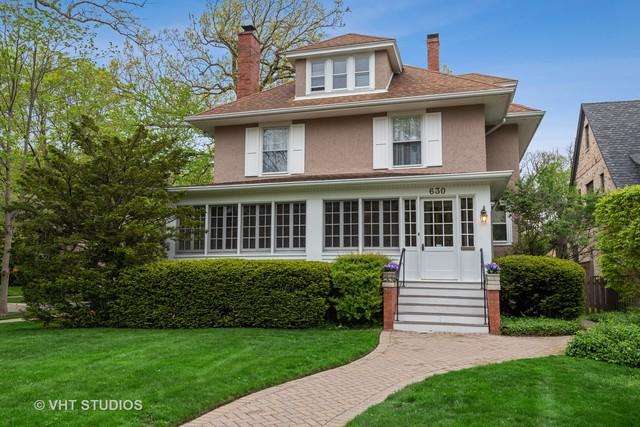 630 Greenleaf Avenue, Wilmette, IL 60091 (MLS #10388370) :: Berkshire Hathaway HomeServices Snyder Real Estate