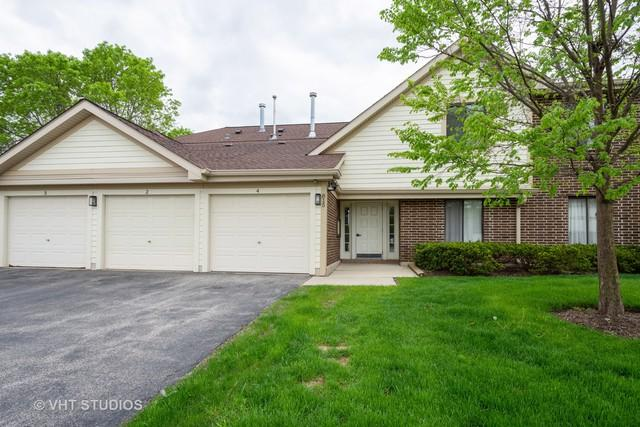 815 E Coach Road #3, Palatine, IL 60074 (MLS #10388465) :: Berkshire Hathaway HomeServices Snyder Real Estate
