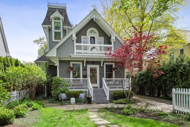 809 Lake Avenue, Wilmette, IL 60091 (MLS #10388548) :: Berkshire Hathaway HomeServices Snyder Real Estate