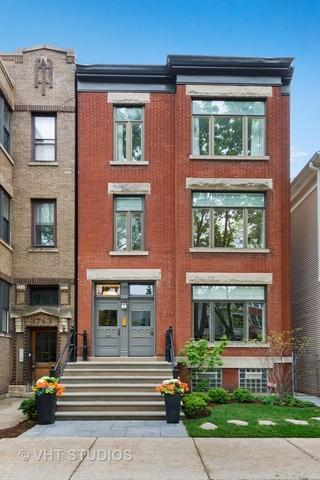 3741 N Janssen Avenue, Chicago, IL 60613 (MLS #10389006) :: Property Consultants Realty