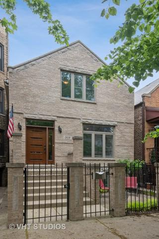 2038 W Haddon Avenue, Chicago, IL 60622 (MLS #10389153) :: Berkshire Hathaway HomeServices Snyder Real Estate