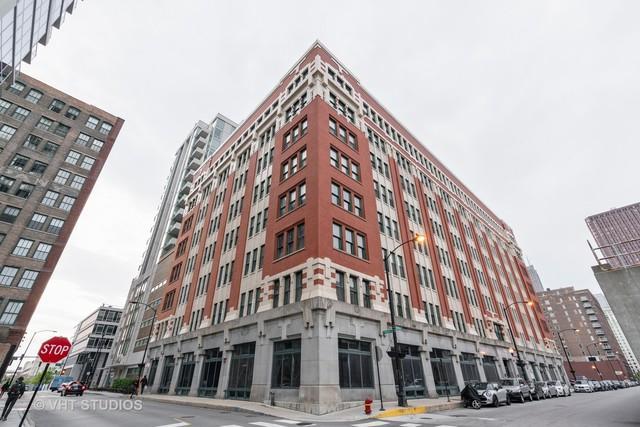 732 S Financial Place #302, Chicago, IL 60605 (MLS #10389187) :: The Mattz Mega Group