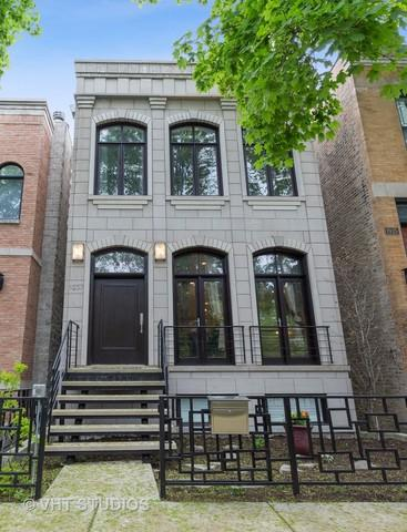 1937 N Wood Street N, Chicago, IL 60622 (MLS #10389193) :: Touchstone Group