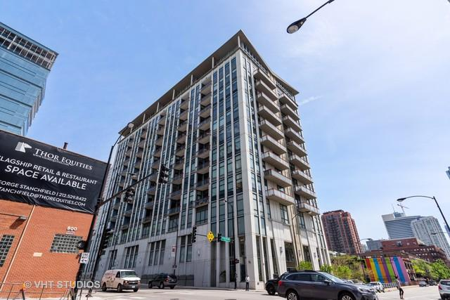 740 W Fulton Street #913, Chicago, IL 60661 (MLS #10389917) :: Berkshire Hathaway HomeServices Snyder Real Estate