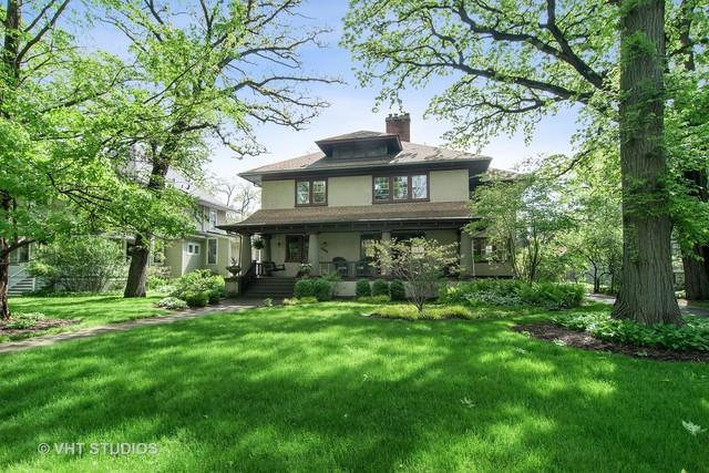 629 Thatcher Avenue, River Forest, IL 60305 (MLS #10390208) :: Berkshire Hathaway HomeServices Snyder Real Estate
