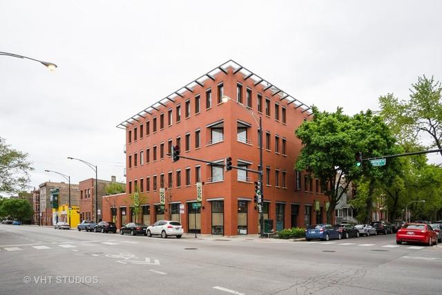 1955 N Leavitt Street 2C, Chicago, IL 60647 (MLS #10390238) :: Berkshire Hathaway HomeServices Snyder Real Estate