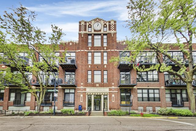 2300 W Wabansia Avenue #131, Chicago, IL 60647 (MLS #10390661) :: Berkshire Hathaway HomeServices Snyder Real Estate