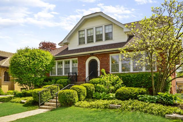 1101 Peale Avenue, Park Ridge, IL 60068 (MLS #10390786) :: Berkshire Hathaway HomeServices Snyder Real Estate