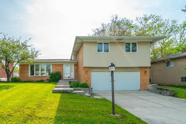 15137 Chestnut Lane, Oak Forest, IL 60452 (MLS #10391714) :: Berkshire Hathaway HomeServices Snyder Real Estate