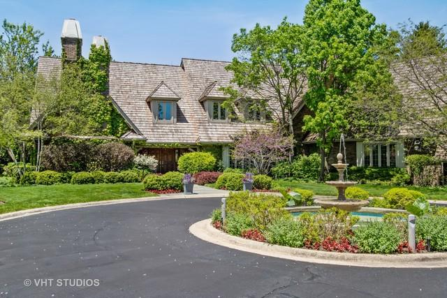 1826 Windridge Drive, Lake Forest, IL 60045 (MLS #10392717) :: Berkshire Hathaway HomeServices Snyder Real Estate