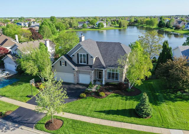 13324 Round Barn Road, Plainfield, IL 60585 (MLS #10392893) :: Berkshire Hathaway HomeServices Snyder Real Estate