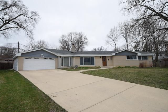 1356 Northmoor Court, Northbrook, IL 60062 (MLS #10392895) :: Berkshire Hathaway HomeServices Snyder Real Estate