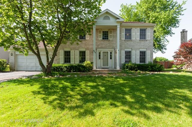 711 Wood Creek Court, Island Lake, IL 60042 (MLS #10396258) :: Property Consultants Realty