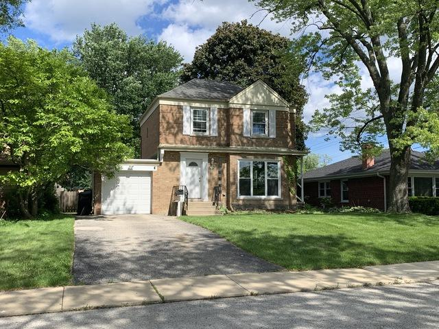 7 Elm Street, Glenview, IL 60025 (MLS #10398651) :: The Perotti Group | Compass Real Estate