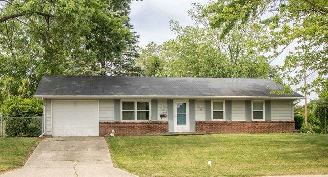 1403 Crestview Drive, Danville, IL 61832 (MLS #10405290) :: Property Consultants Realty