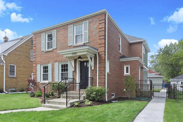 7242 W Ibsen Street, Chicago, IL 60631 (MLS #10408845) :: The Perotti Group   Compass Real Estate