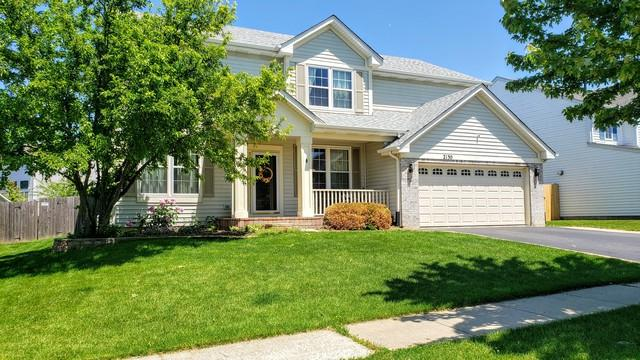 2130 Columbine Court, Round Lake, IL 60073 (MLS #10410021) :: Property Consultants Realty