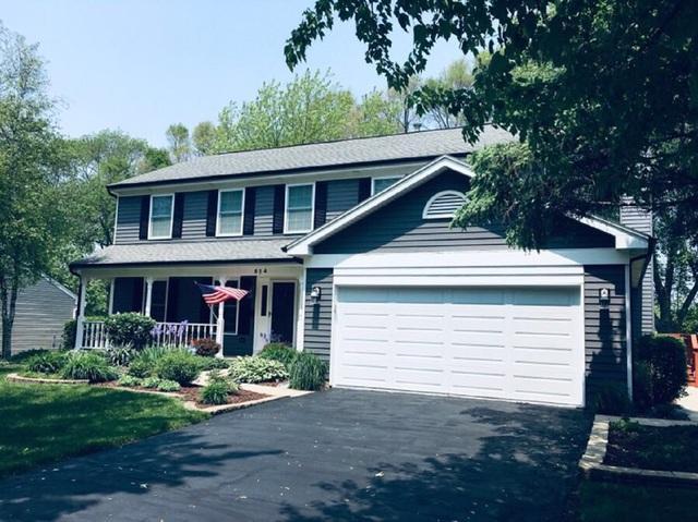 514 Wood Creek Drive, Island Lake, IL 60042 (MLS #10411686) :: The Perotti Group   Compass Real Estate
