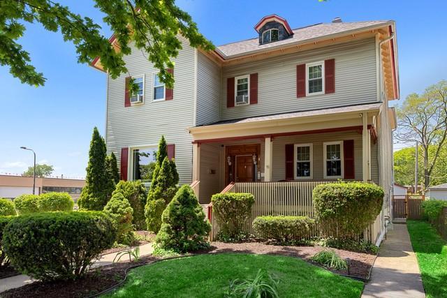 1408 Brown Avenue, Evanston, IL 60201 (MLS #10411736) :: BNRealty