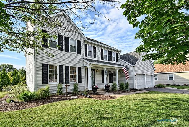 2320 Cottonwood Drive, Elgin, IL 60123 (MLS #10414818) :: The Perotti Group | Compass Real Estate