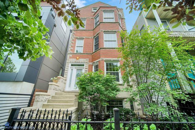 1219 W Melrose Street #3, Chicago, IL 60657 (MLS #10415151) :: The Wexler Group at Keller Williams Preferred Realty