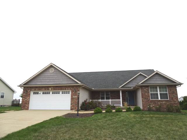312 Robert Drive, Fisher, IL 61843 (MLS #10415801) :: Ryan Dallas Real Estate