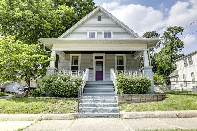 602 E Jackson Street, Bloomington, IL 61701 (MLS #10416049) :: Janet Jurich Realty Group
